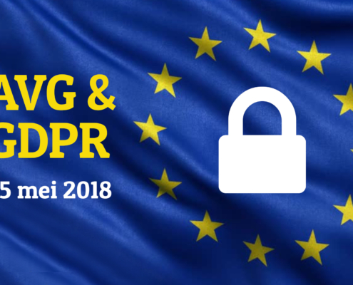 AVG GDPR privacywet Hosting website
